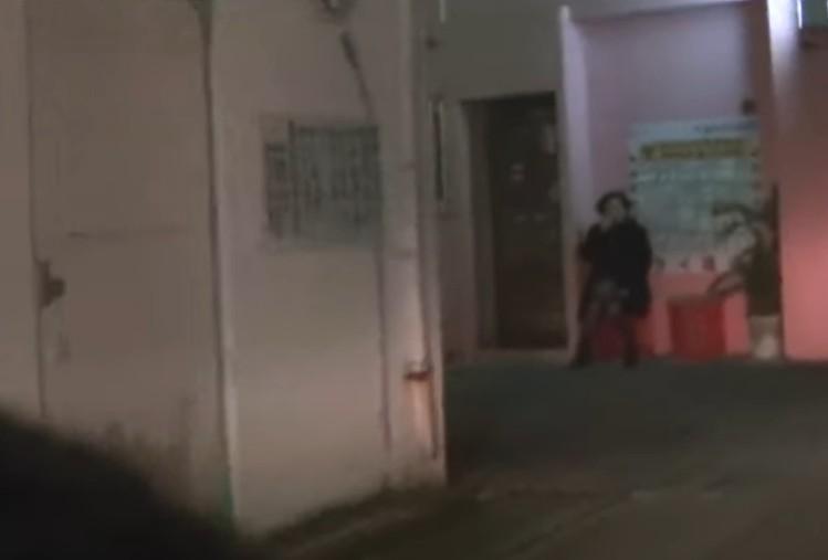 栄町に出没するたちんぼ