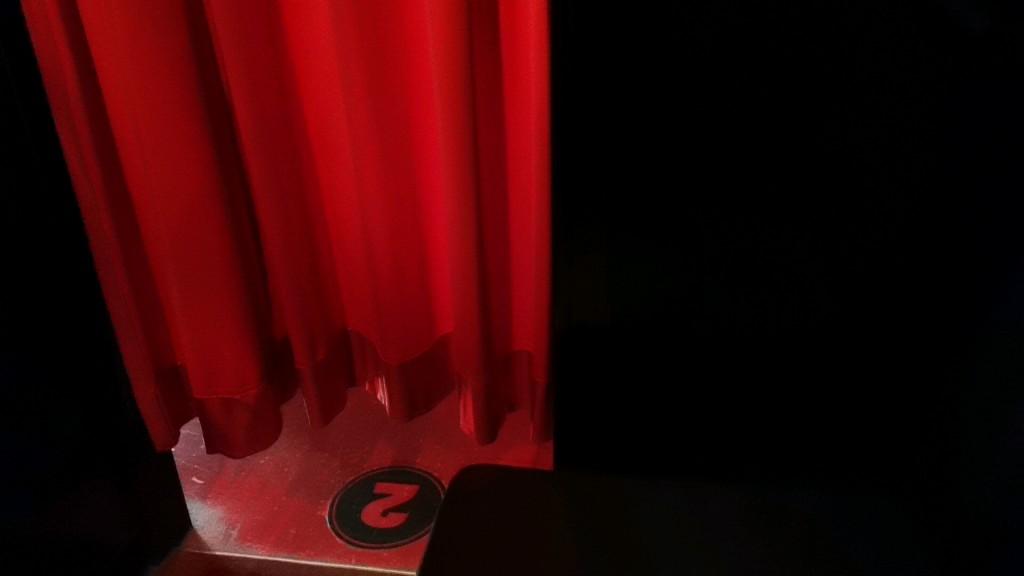キラリ上野店のトークルーム