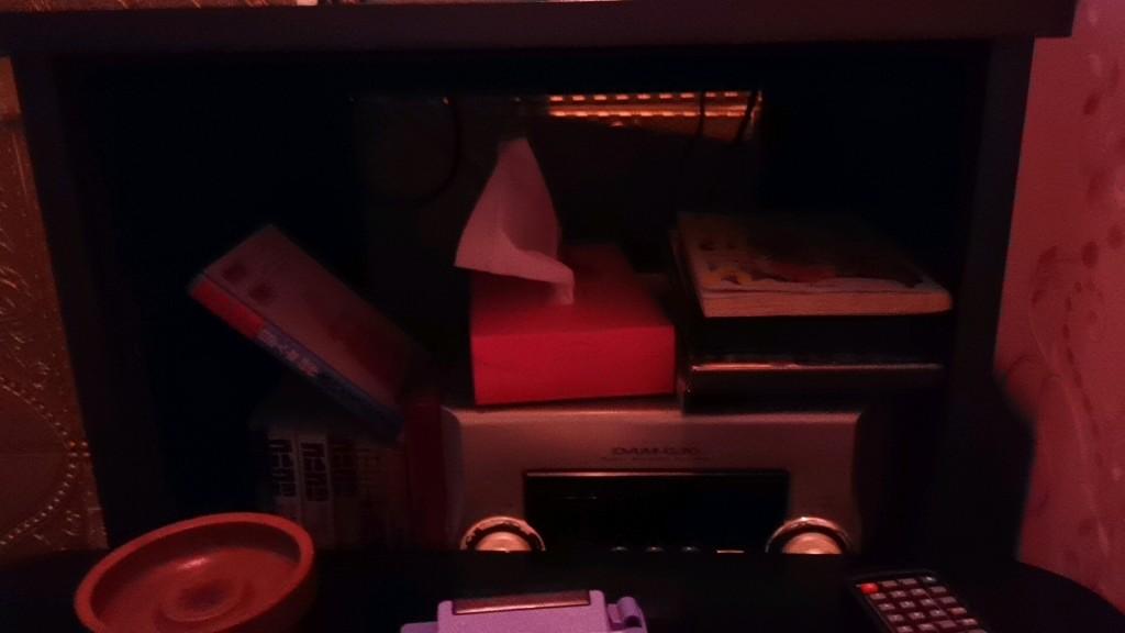 ラブフレンドの個室のカラオケ機器