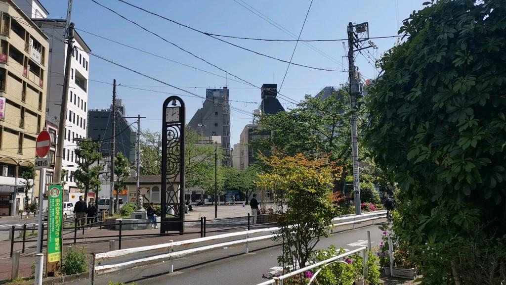錦糸堀公園