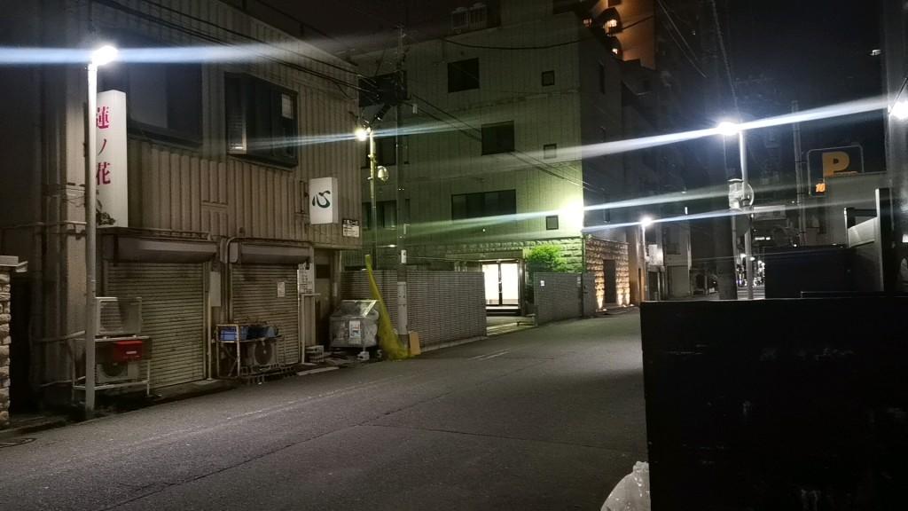 川崎のちょんの間①