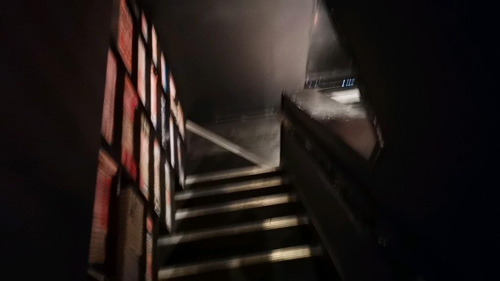 キラリ渋谷本店の階段