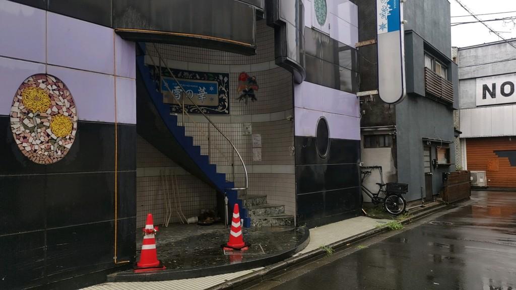 熊谷のイメクラヘルス「熊谷純愛学院」の跡地
